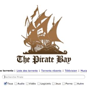 Google refuse de supprimer The Pirate Bay de son moteur de recherche