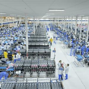 100 000 Moto X sont produits chaque semaine aux USA
