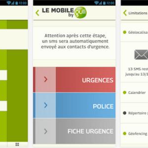 Le Mobile by Gulli sur Android : un contrôle parental pour parents angoissés