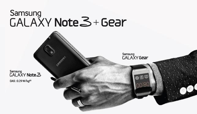 Orange offre une Galaxy Gear aux 200 premiers acheteurs d'un Note 3… avec une formule Open Jet