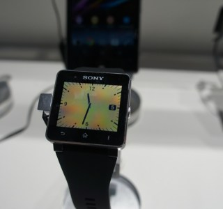 Prise en main de la Sony SmartWatch 2
