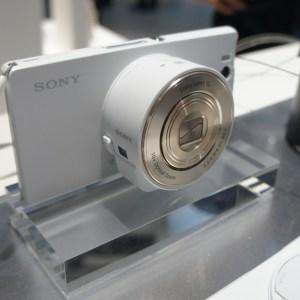 Prise en main des Sony Cyber-shot QX10 et QX100