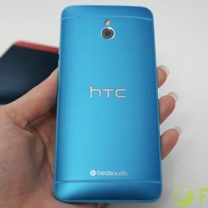 Prise en main des HTC One et One mini Vivid Blue