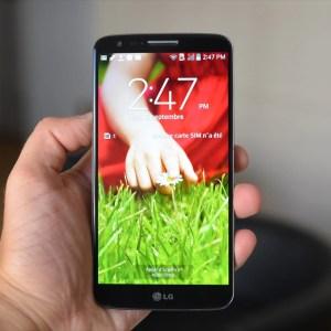 LG souhaite vendre 10 millions de G2
