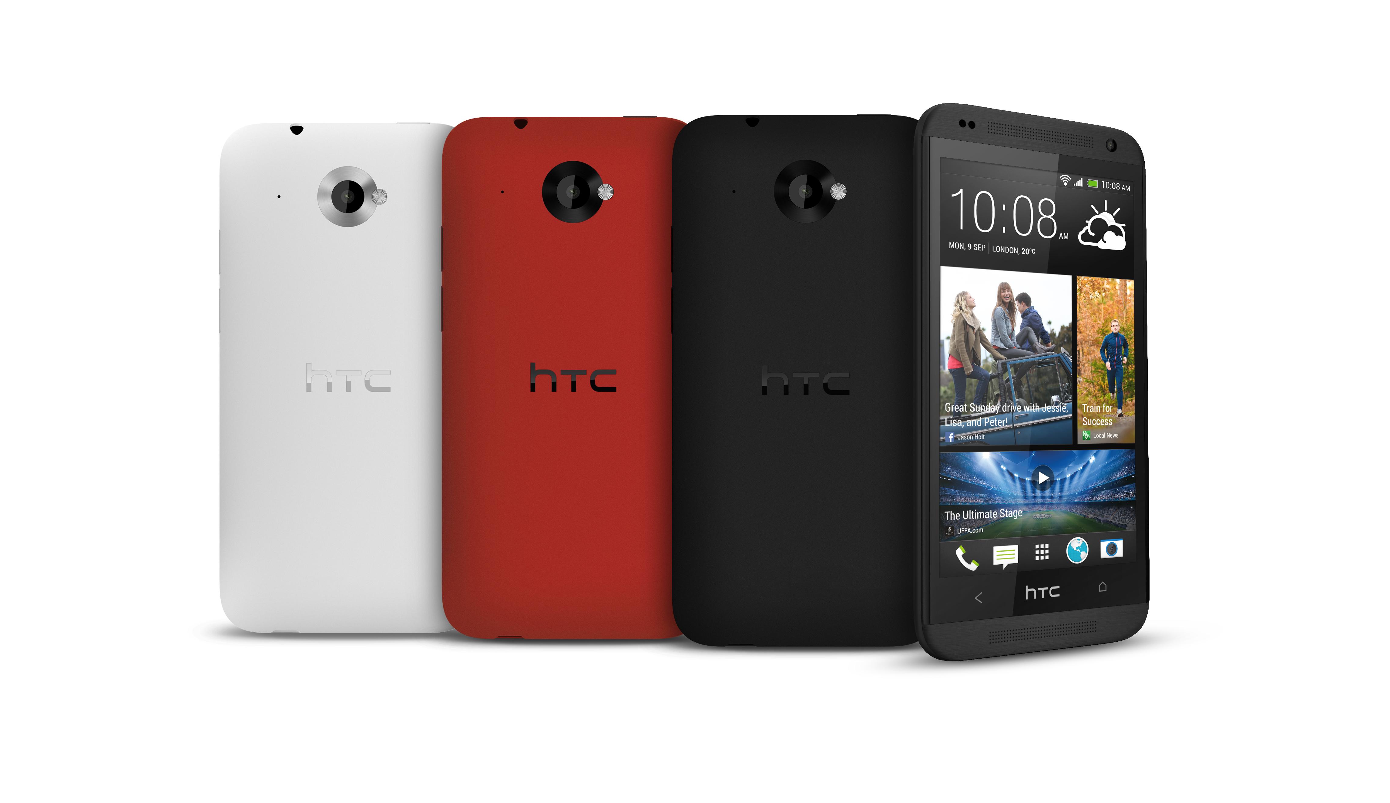 Le HTC Desire 601 (Zara) est officiel !