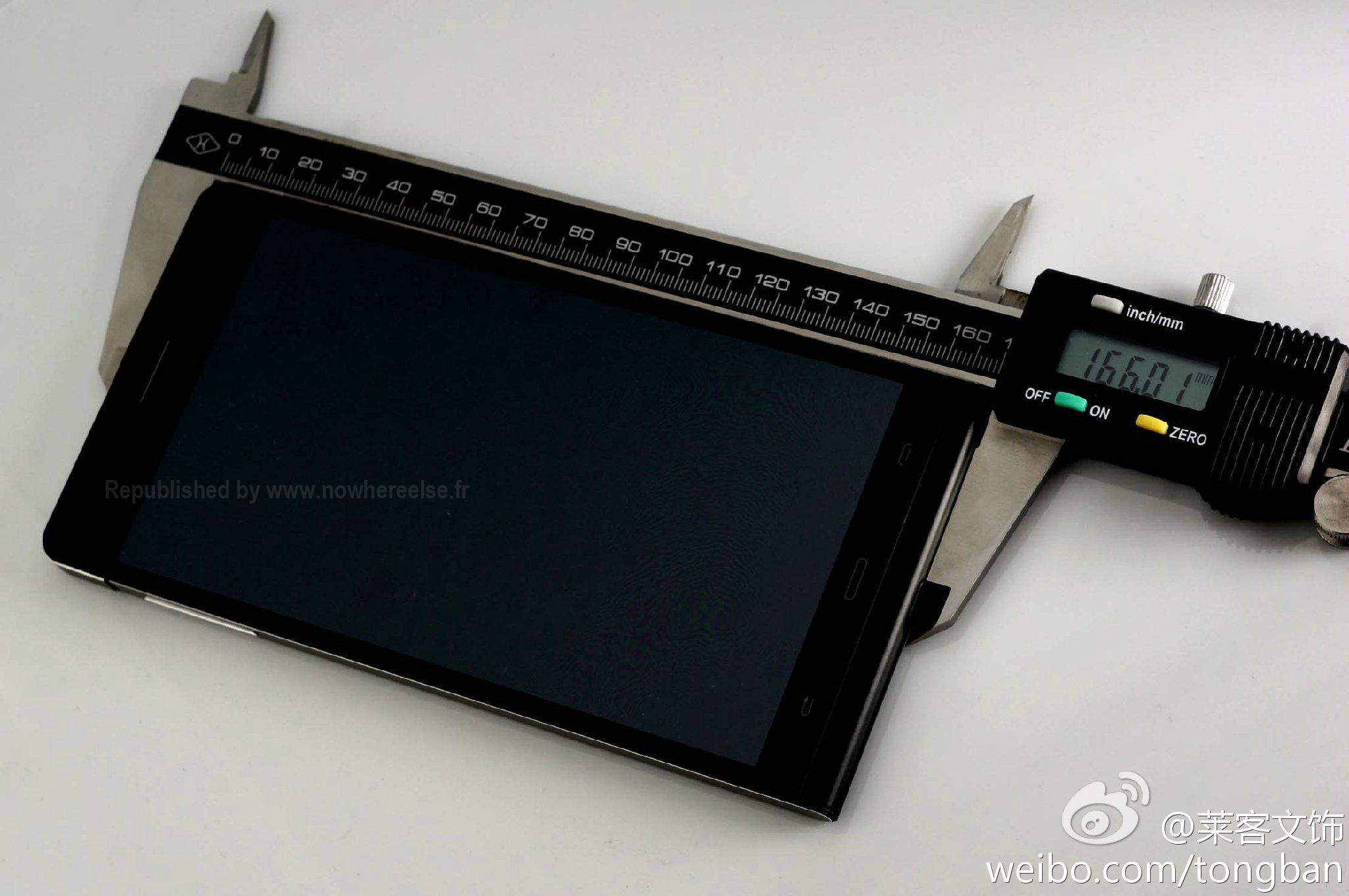 Après l'Ascend P6, bientôt un Huawei Ascend P6S ?