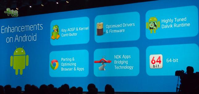 Android 4.4 KitKat : L'arrivée du support 64 bits ?