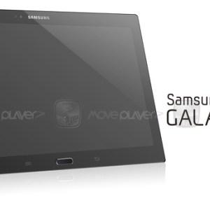 Fuite d'une image de la tablette Samsung Galaxy Note 12.2