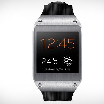 La Samsung Galaxy Gear sera compatible avec le Galaxy S4 en octobre