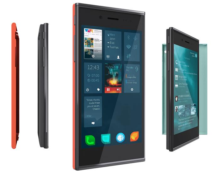 L'OS Sailfish de Jolla est désormais compatible avec l'écosystème Android
