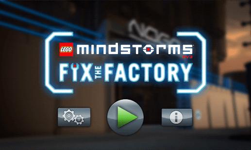 Lego sort trois applications pour les robots EV3 : Fix Factory, 3D Builder et Commander