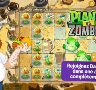 Pourquoi Plants vs Zombies 2 est-il absent du Google Play ?