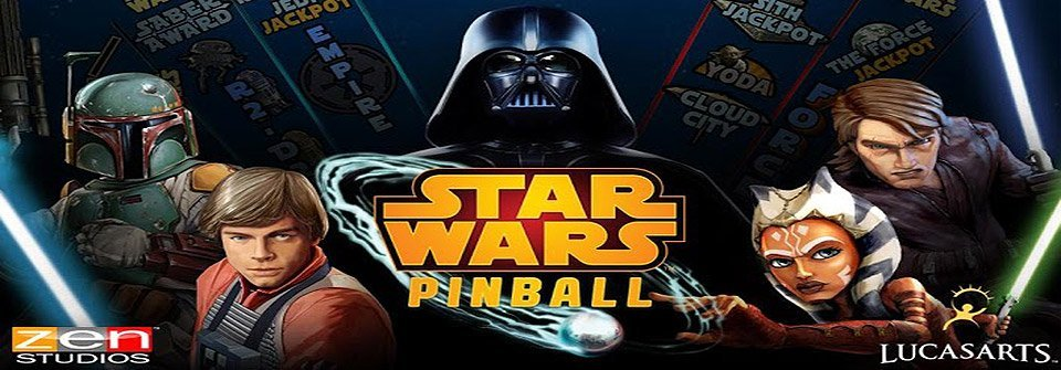Soldes sur Star Wars Pinball jusqu'au 9 septembre