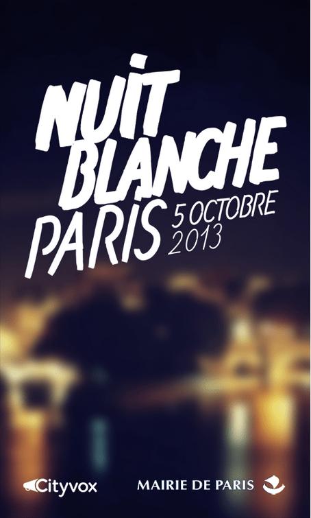 L'application Nuit Blanche est disponible sur le Play Store