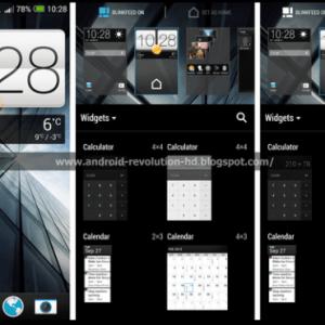 HTC Sense 5.5 : des visuels aperçus sur la toile