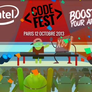 Intel Android CodeFest : découvrez les nouveaux appareils Android sous X86