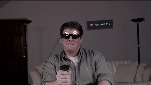 castAR : des lunettes à réalité augmentée sur Kickstarter