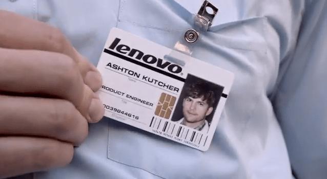 Lenovo présente ses Yoga Tablet 8 et 10 parrainées par Ashton Kutcher