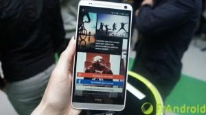 Prise en main du HTC One Max, la première phablette du taïwanais