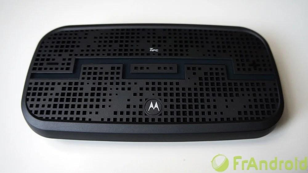 Test du Deck de SOL Republic et Motorola