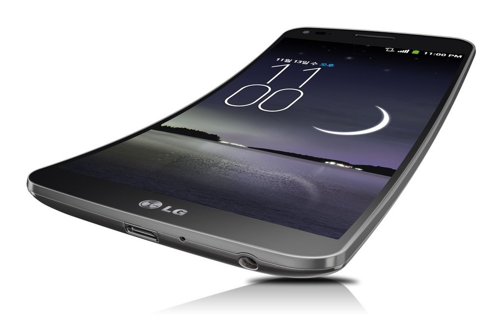 LG G Flex : une version internationale sur les rails
