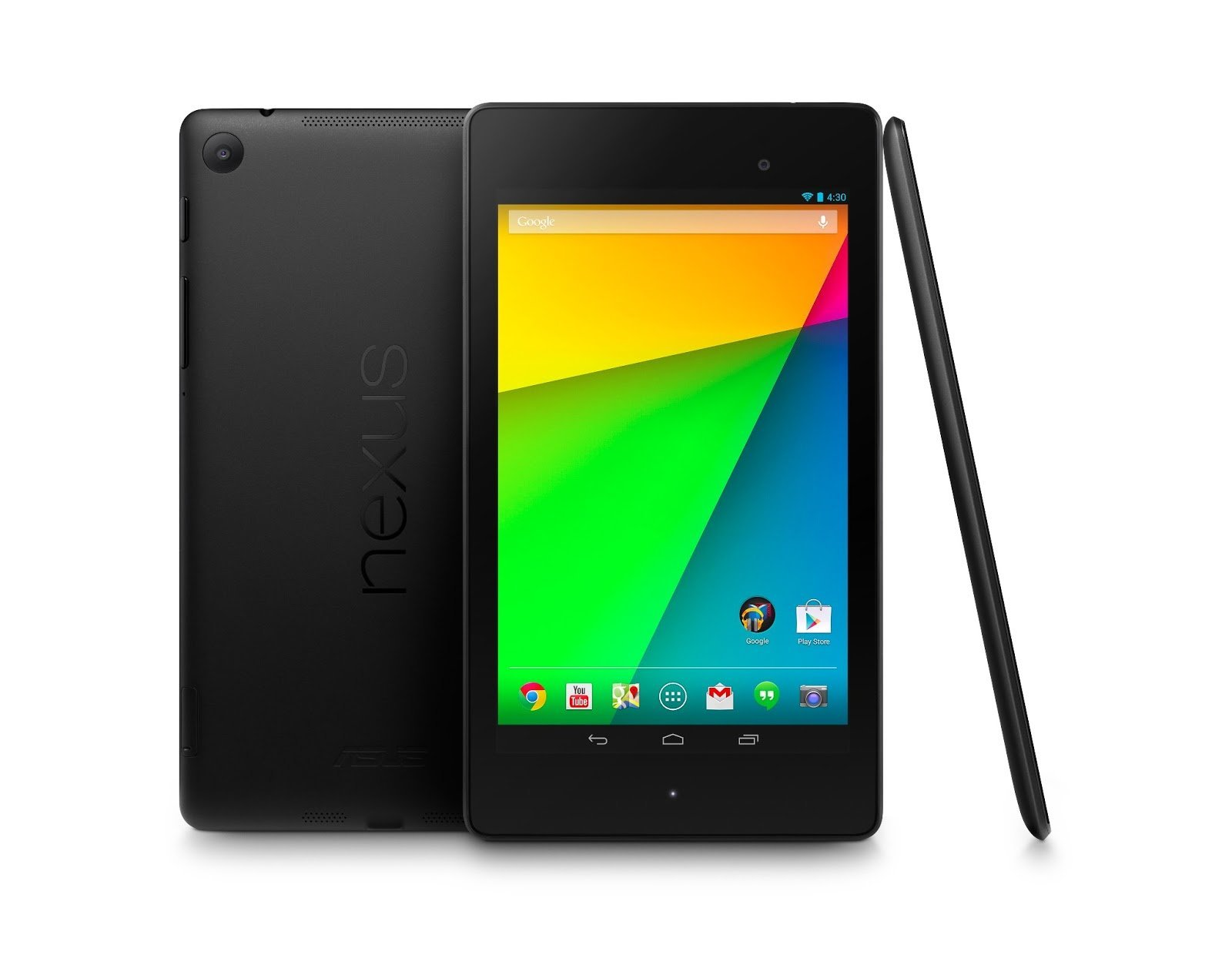 Nexus 7 : une nouvelle factory image d'Android 5.1.1 disponible