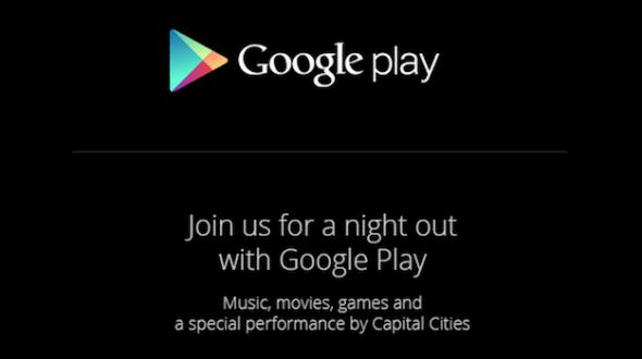 Google officialise son événement le 24 octobre prochain