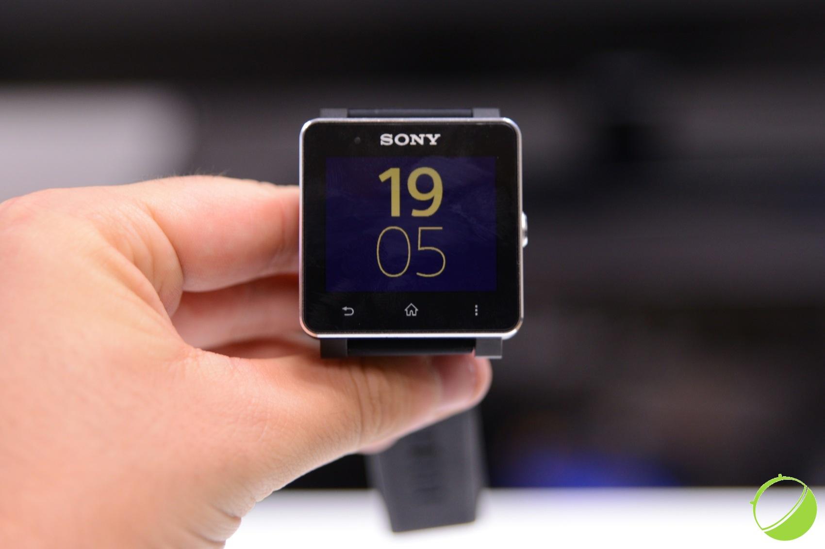 Test de la Sony SmartWatch 2 (SW2), le compagnon idéal pour votre smartphone