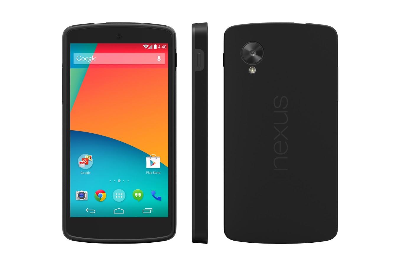 L'histoire des smartphones Nexus en quelques secondes