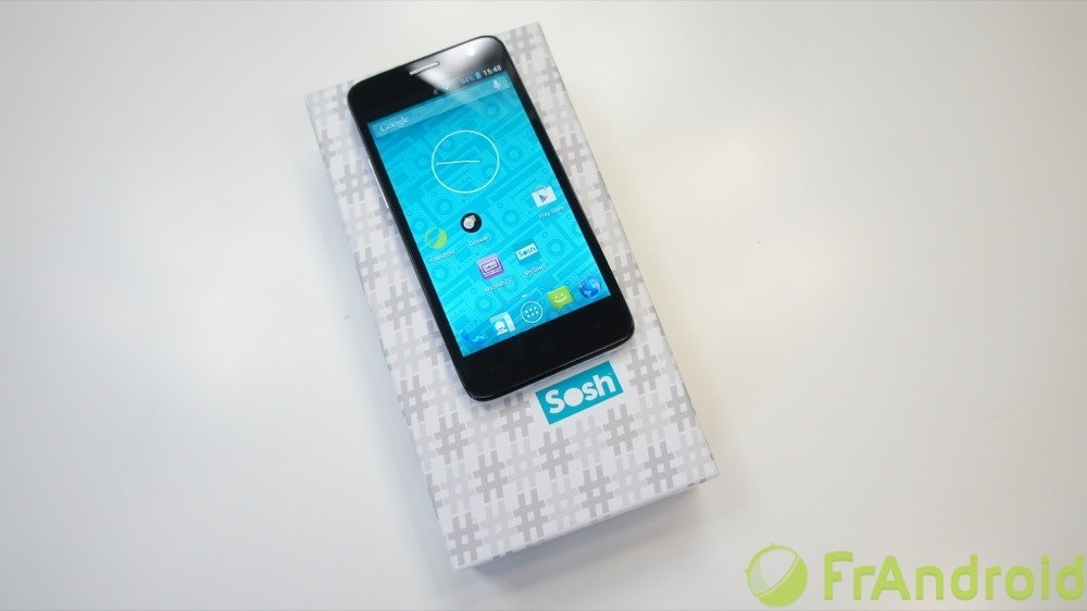 Test du Alcatel One Touch Idol Mini, le Mobile Sosh à 69 euros