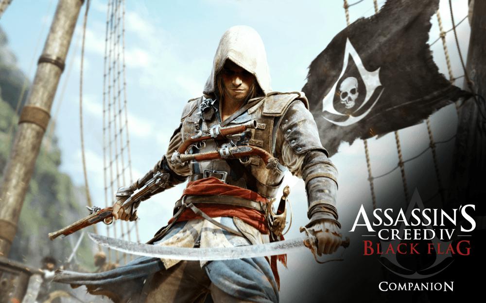 Assassin's Creed IV Companion s'invite sur le Play Store pour les tablettes