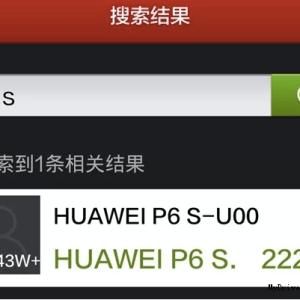 Huawei Ascend P6S, un P6 avec un processeur K3V2+ ?