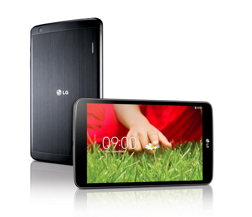 LG G Pad 8.3, le prix et la date de sortie en France