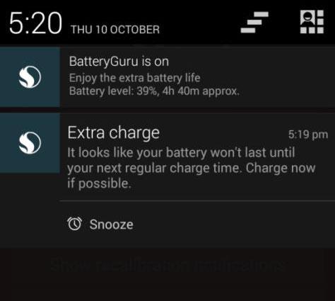 Snapdragon : BatteryGuru 2.0 est compatible avec la recharge rapide