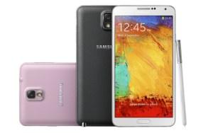 Le Samsung Galaxy Note 3 est disponible au Canada