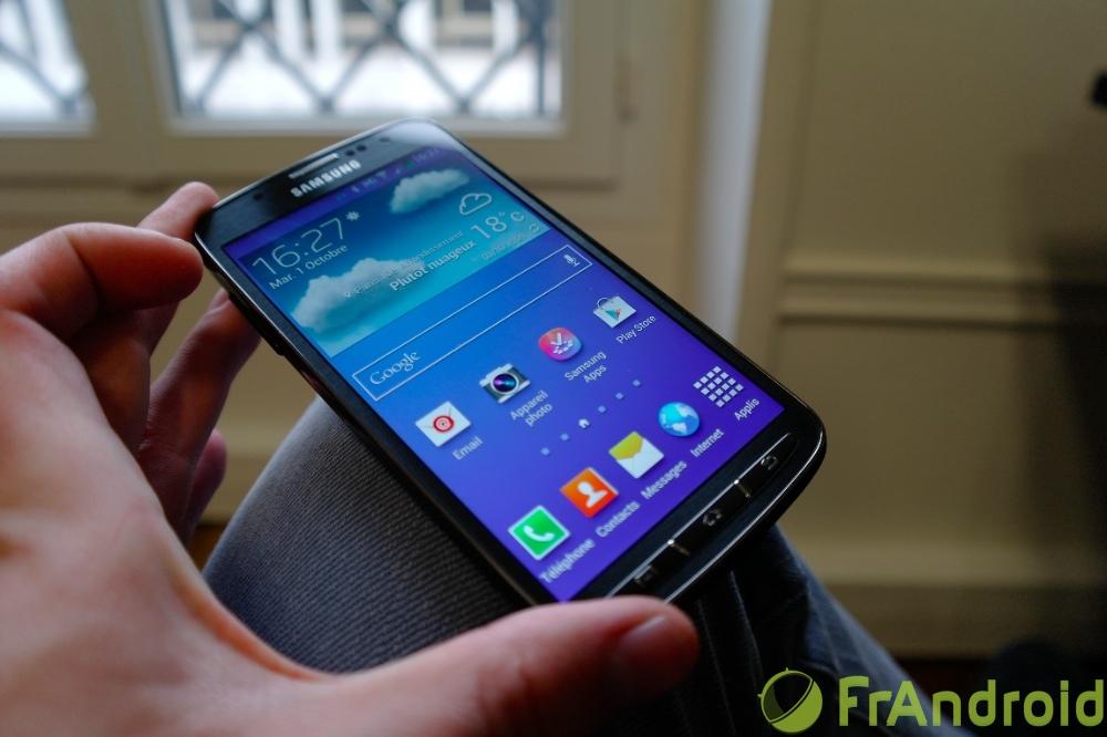 Samsung : le Galaxy S4 Active passe enfin à KitKat