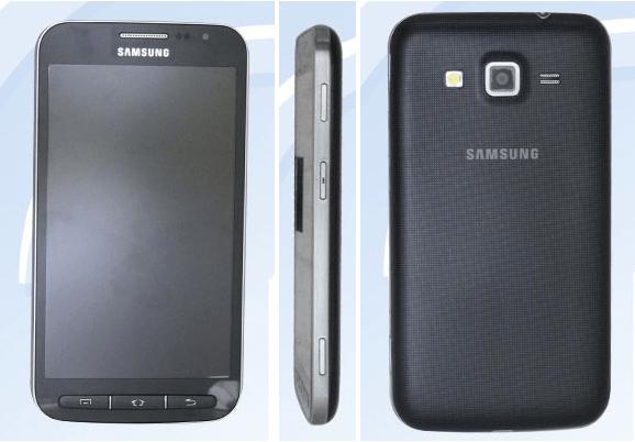 Un Samsung Galaxy S4 Active mini en préparation ?
