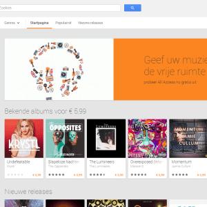 Google Play Music (et All Access) s'invite dans 7 nouveaux pays dont la Suisse