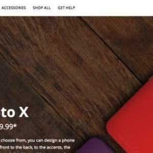 «Moto G» fait une apparition sur le site de Motorola