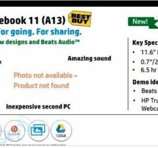 HP prépare un Chromebook 11 à petit prix