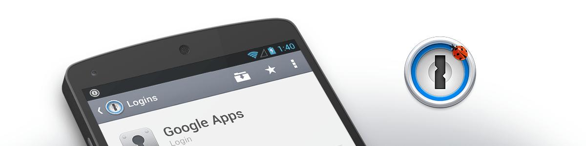 1Password 4 pour Android arrivera au début du mois de juin prochain