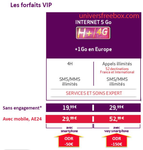 Virgin Mobile : des forfaits 4G ultra-concurrentiels