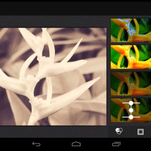 Android 4.4 KitKat : l'éditeur photo intégré en vidéo