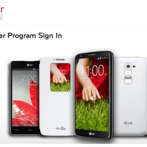 LG lance un programme pour les développeurs