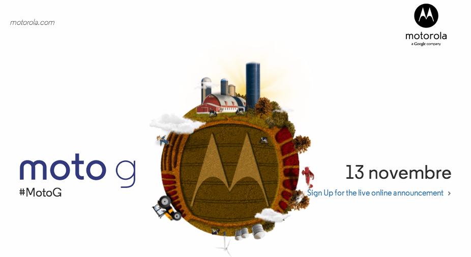 Moto G : tout ce que nous devons savoir avant son officialisation