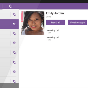 Viber : une option Push to talk et des autocollants payants avec la mise à jour