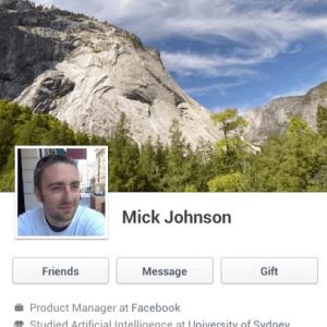 Facebook : un nouveau design pour son application mobile en test ?