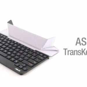 Asus : une vidéo dévoile le TransKeyboard