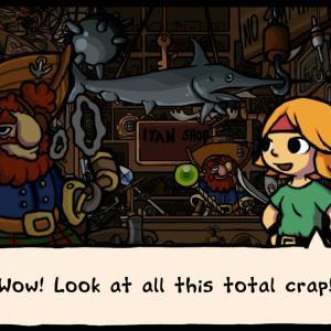 Ittle Dew, un anti-héros digne de Zelda