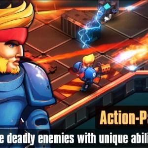 Meltdown, un nouveau jeu d'action coopératif jusqu'à 4 joueurs